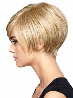 short hair fashion models - Google Search