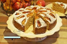 Jablkový koláč z celozrnnej múky - Whole Wheat Apple Pie Apple Pie, Bread, Food, Cakes, Recipes, Cake Makers, Brot, Essen, Kuchen