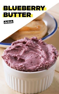 Blueberry Butter Will Upgrade All Of Your PastriesDelish