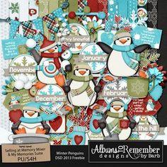 Free digital scrapbook kit for DSD weekend by Albums to Remember Designs. www.albumstoremember.com