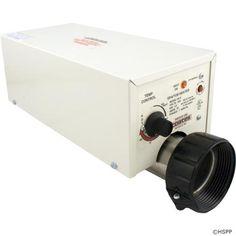 "Heater, Coates, 6-ILS, 15"""" x 2"""", 230v, 5.75kW, w/Sensors, PS"