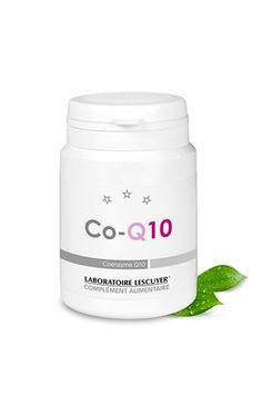 Co-Q10 - Coenzyme Q10 - Contribue à protéger du stress oxydatif ( #vitamine E ) - Complément alimentaire - Prix : 29,80 € TTC
