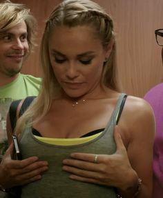 Joy Esther hot boobs