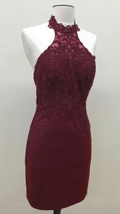 burgundy tight homecoming dress cocktail dress, 2017 short homecoming dress, burgundy short homecoming dress