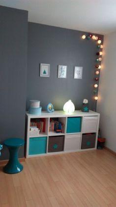 Décoration chambre bébé garçon en bleu – 36 idées cool | interior ...