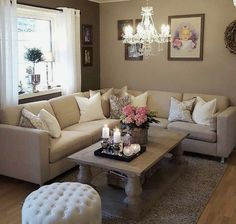 Living room - neutral