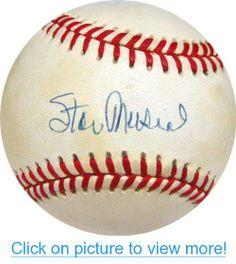 d9249caf54f Stan Musial Autographed Baseball (Upper Deck) - Autographed Baseballs