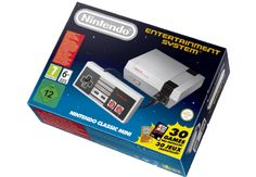 NINTENDO Nintendo Classic Mini: Nintendo Entertainment System - NES