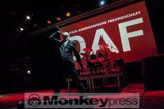 DAF / TIGERJUNGE - Dortmund FZW (26.05.2017) [Konzertberichte]  Monkeypress.de
