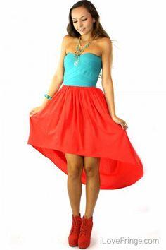 Hippychick Dress at iLoveFringe.com
