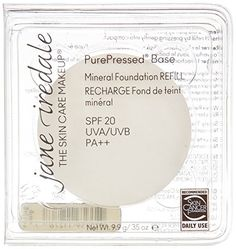 Jane Iredale Refill 0.35 oz PurePressed Base SPF 15