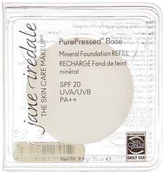 Jane Iredale Refill 0.35 oz PurePressed Base SPF 15