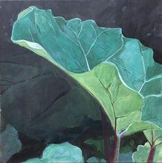 Acrylic on canvas made by Lisa Rondahl Pedersen