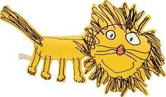 Stuffed Lion Toy!