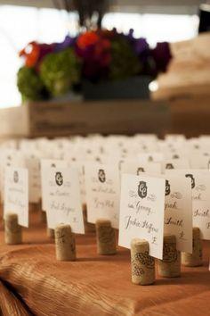 27 Lovely Autumn Wedding Seating Charts And Escort Cards   Weddingomania
