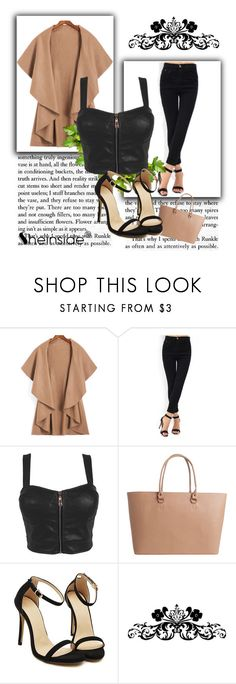 """SheIn 10/IV"" by amina-haskic ❤ liked on Polyvore featuring Pieces, WithChic and Sheinside"