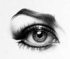 Natalie Wood Bleistift Zeichnung Fine Art Portrait von IleanaHunter