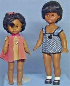 Vintage African American Dolls