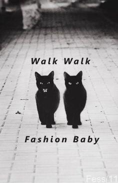 Fashion baby :)