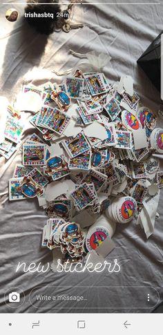 Brandy Melville Stickers