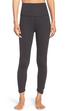 aba3516afc84ee Medium control capri leggings without pockets Slims and smoothes tummy,  hips and legs of shaping power prevents muscle fatigue Flat lock seams for  comfort ...