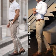 Mens Fashion Smart – The World of Mens Fashion Mode Masculine, Casual Mode, Men Casual, Smart Casual Man, Casual Wear, Smart Casual Menswear, Mode Outfits, Casual Outfits, Mode Man