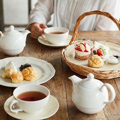 Afternoon Tea TEAROOM