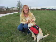 Service dogs, or assistance dogs help people with various disabilities. It's the dog's job, their pleasure, their dedication, and quite simply, it is their life.