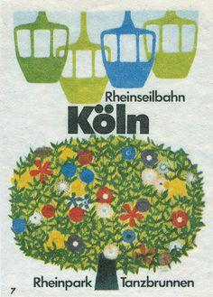 German matchbox label | Flickr - Photo Sharing!