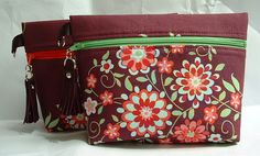 Guest Post: Vera from Halabala Style sews up a Makeup Bag! — Sew Can She | Free Daily Sewing Tutorials