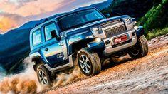 Oito carros brasileiros elogiados em outros países