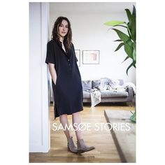 """SAMSØE STORIES: Up close and personal with friends of the Samsøe & Samsøe house   Karn Kjerstad, Costume Magazine  """"My name is Karn. I'm a 24 year old medical student, researcher, writer and fashion lover. This is my home, and this is my story."""" #samsoedarling #samsoestories #ballaydress #samsøesamsøe"""