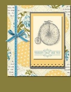 Only one by Markey - Cards and Paper Crafts at Splitcoaststampers by deanne