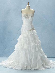 2012 Disney Fairy Tale Weddings Line from Alfred Angelo - Jasmine
