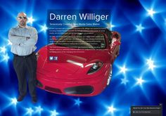 Darren Williger's page on about.me – http://about.me/williger