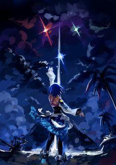Aqua (Kingdom Hearts) - Kingdom Hearts: Birth by Sleep - Mobile Wallpaper - Zerochan Anime Image Board Kingdom Hearts Fanart, Disney Kingdom Hearts, Final Fantasy, Cool Stuff, Cry Anime, Anime Art, Kindom Hearts, Girls Anime, Manga Girl