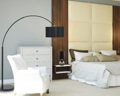 1013CC. Light up your living room in style with this Arcs stylish, contemporary curved floor lamp. The chrome finish base provides a solid foundation for the extravagant overhanging arc with circular black shade and silver inner, which would be perfect to overhang your sofa and provide an interesting focal point.