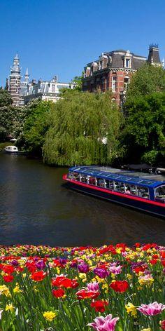 AMSTERDAM, NETHERLANDS  !!  Crowd sourced travel deals - CarryOn.com