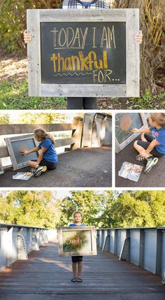 Today I am thankful for... Words of Gratitude Project #quote #sponsored #wordsofgratitude *This interactive family project is perfect for older kids and Thanksgiving. Love the chalkboard art.