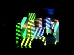 Nike 10K - Projection Mapping. - YouTube