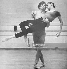Rudolf Nureyev and Cynthia Gregory Dance All Day, Lets Dance, Dance Magazine, Margot Fonteyn, Vintage Ballet, Mikhail Baryshnikov, Male Ballet Dancers, Nureyev, Ballet Fashion