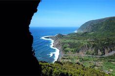 Ilha das Flores - Miradouro do Portal - Fajãzinha - Foto de Enric Vives-Rubio