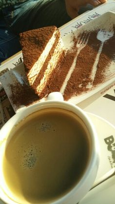 #coffee # tiramisu #delicious