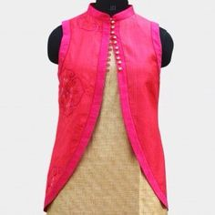 Kurta with coat !