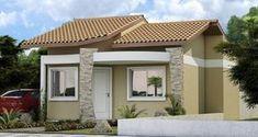 fachadas de casas modernas de un solo piso #casasmodernasdeunpiso