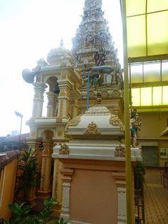 Sri Ganesar Alayam, Kampung Pandan, Kuala Lumpur.