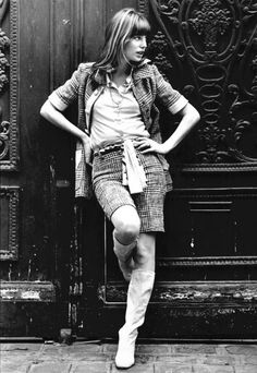 Retro Fox: Jane Birkin
