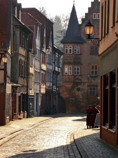 Altstadt 63654 Büdingen Germany, Deutschland