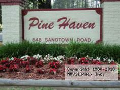 Pine Haven Mobile Home Park In Marietta GA On MHVillage