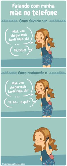 Como eu realmente... Top Memes, Just For Laughs, Comic Strips, Humor, Laughter, Have Fun, Lol, Comics, Funny